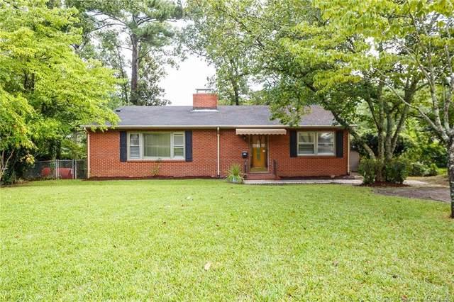 1804 Mcgougan Road, Fayetteville, NC 28303 (#666937) :: The Helbert Team