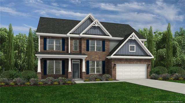107 Glenmont Creek Place, Erwin, NC 28339 (MLS #666973) :: The Signature Group Realty Team