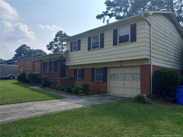 5243 Brownwood Court #02, Fayetteville, NC 28303 (#666996) :: The Blackwell Group