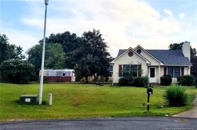 4594 Cripplecreek Court, Fayetteville, NC 28306 (#666999) :: The Blackwell Group