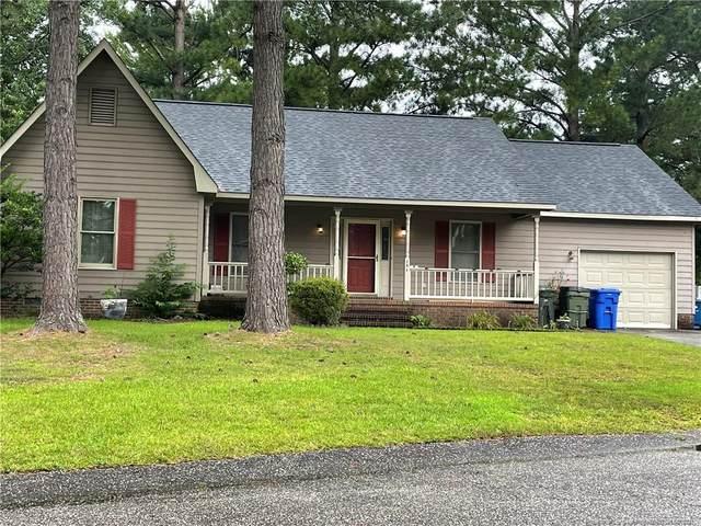 294 Steamboat Court, Fayetteville, NC 28314 (#667025) :: Steve Gunter Team
