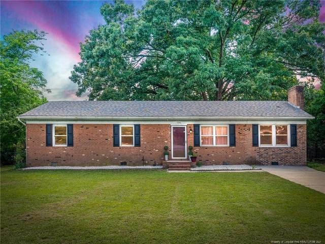 7746 Rockfish Road, Raeford, NC 28376 (MLS #667028) :: On Point Realty