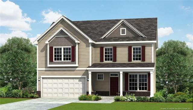 216 Bunting Drive, Lillington, NC 27546 (MLS #667035) :: Freedom & Family Realty