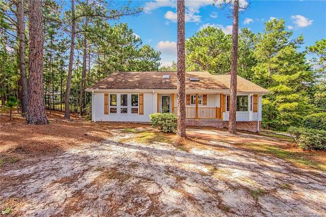 206 Golf Drive, Sanford, NC 27332 (MLS #667050) :: The Signature Group Realty Team