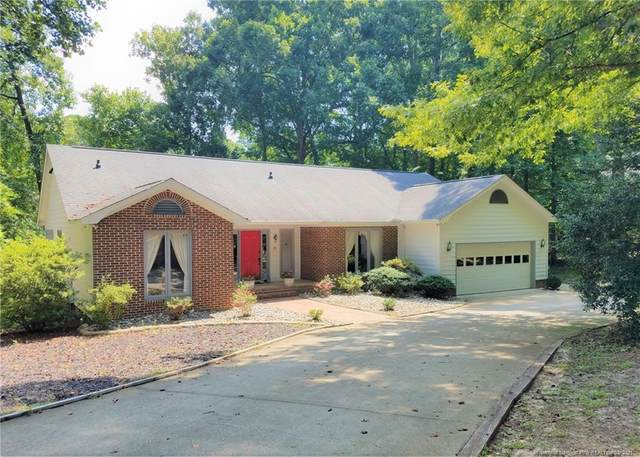 3236 Leicester Circle, Sanford, NC 27332 (MLS #667058) :: Freedom & Family Realty
