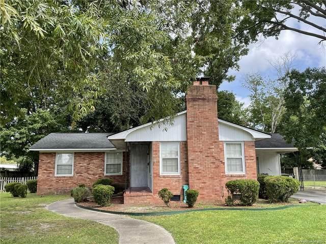 2910 Hermitage Avenue, Fayetteville, NC 28304 (#667064) :: Steve Gunter Team