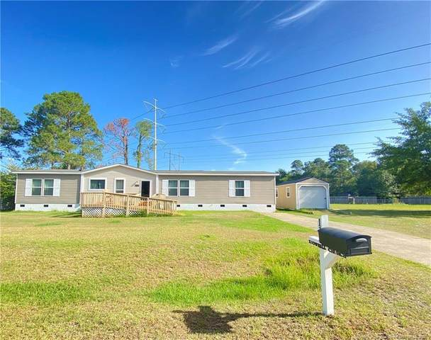 113 Snow Hill Church Road, Fayetteville, NC 28306 (MLS #667071) :: RE/MAX Southern Properties