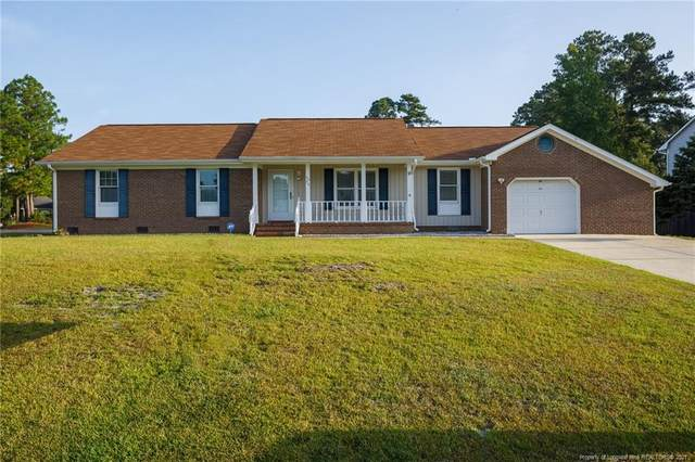 6036 Lakeway Drive, Fayetteville, NC 28306 (MLS #667099) :: On Point Realty