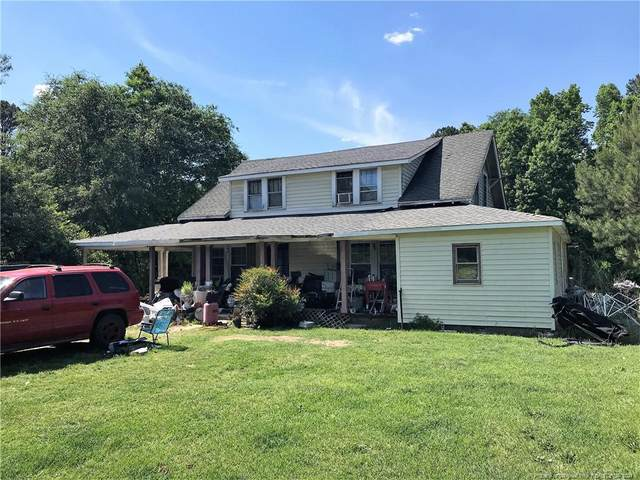 423 Hardy Road, Carthage, NC 28327 (MLS #667114) :: The Signature Group Realty Team