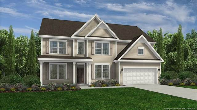 37 Glenmont Creek Drive, Erwin, NC 28339 (MLS #667127) :: The Signature Group Realty Team