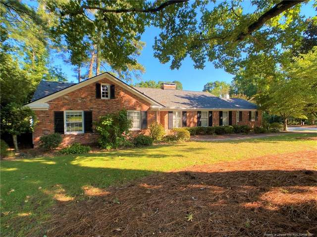 2315 Mirror Lake Drive, Fayetteville, NC 28303 (MLS #667135) :: Freedom & Family Realty