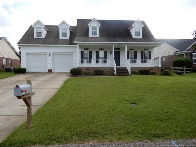 3437 Stoneclave Place, Fayetteville, NC 28304 (MLS #667178) :: RE/MAX Southern Properties