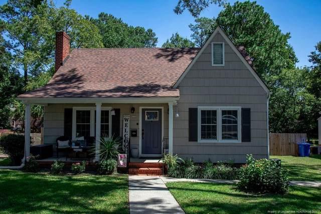 308 Glenville Avenue, Fayetteville, NC 28303 (MLS #667184) :: Freedom & Family Realty