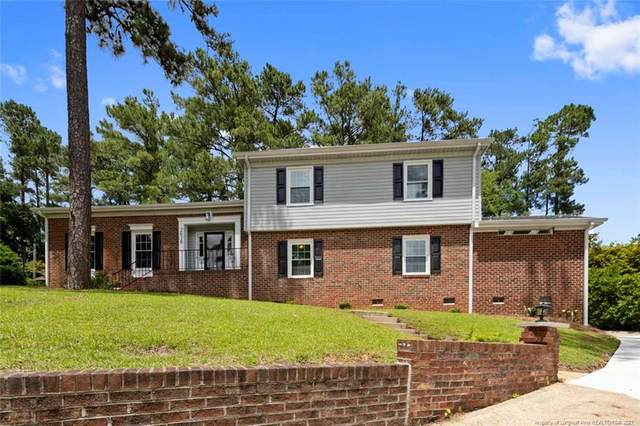 2618 S Edgewater Drive, Fayetteville, NC 28303 (MLS #667242) :: Freedom & Family Realty