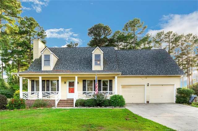 1684 Sykes Pond Road, Fayetteville, NC 28304 (#667251) :: Steve Gunter Team