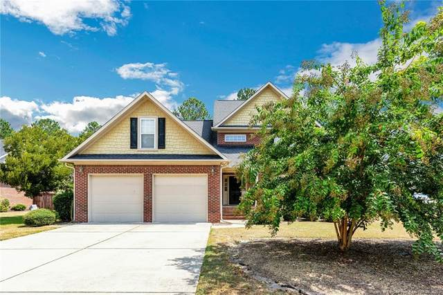 6132 Castlebrooke Lane, Linden, NC 28356 (MLS #667277) :: RE/MAX Southern Properties