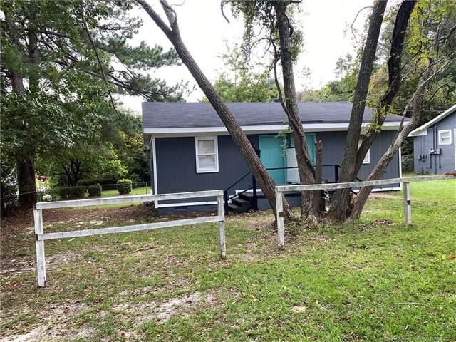 709 Bullock Street, Fayetteville, NC 28301 (MLS #667341) :: Freedom & Family Realty