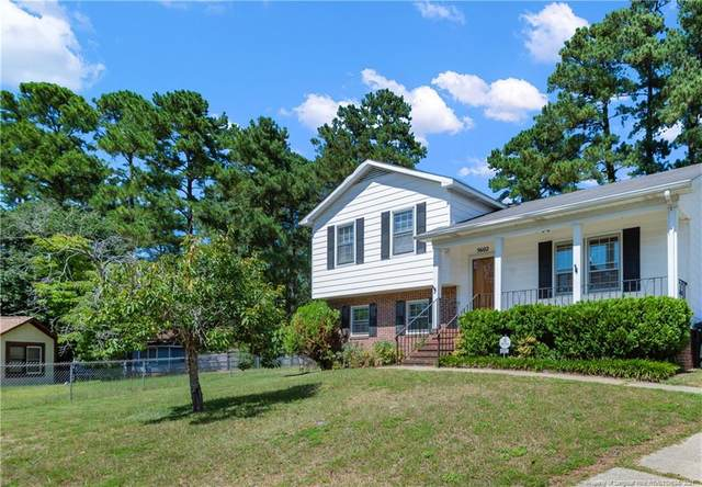5602 Woodlake Court, Fayetteville, NC 28311 (MLS #667360) :: The Signature Group Realty Team