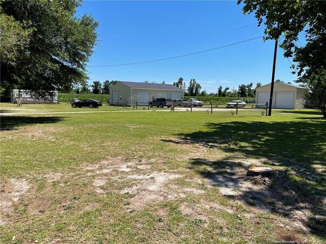 5640 N Shannon Road, Shannon, NC 28386 (MLS #667386) :: On Point Realty