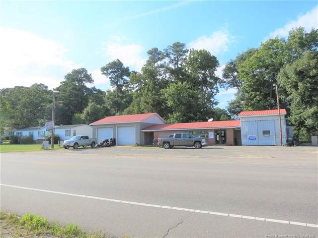 2526-2544 White Hill Road, Sanford, NC 27332 (MLS #667398) :: Freedom & Family Realty