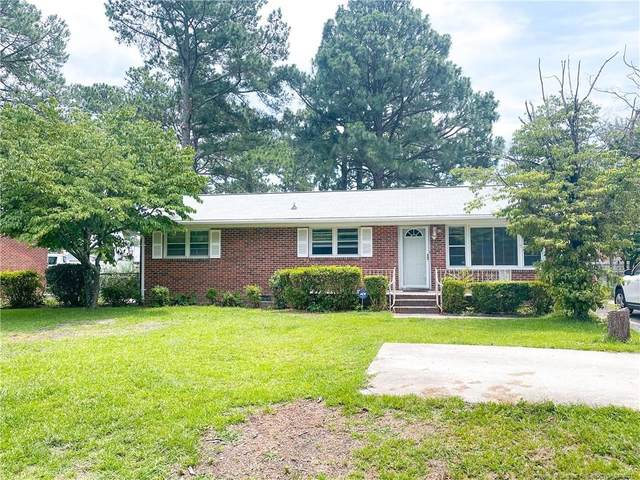408 Rutherford Street, Spring Lake, NC 28390 (#667421) :: The Blackwell Group