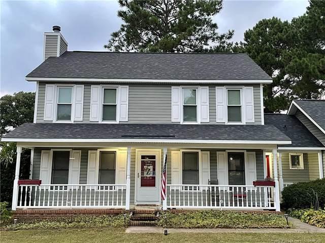 906 Flintwood Road, Fayetteville, NC 28314 (#667482) :: Steve Gunter Team