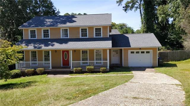 1613 Hennessy Place, Fayetteville, NC 28303 (MLS #667499) :: RE/MAX Southern Properties