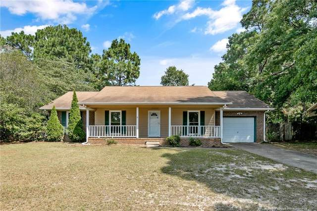 6932 Woodmark Drive, Fayetteville, NC 28314 (MLS #667510) :: RE/MAX Southern Properties