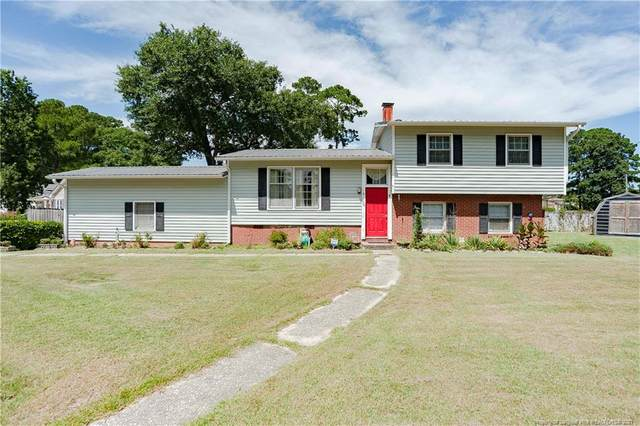 1818 Cawdor Drive, Fayetteville, NC 28304 (MLS #667546) :: Freedom & Family Realty