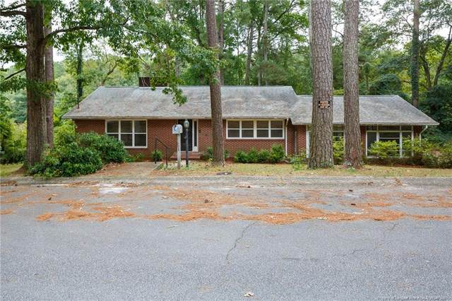 1404 Valencia Drive, Fayetteville, NC 28303 (MLS #667570) :: RE/MAX Southern Properties
