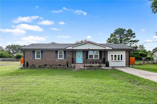 473 Oakdale Gin Road, Raeford, NC 28376 (MLS #667603) :: Freedom & Family Realty