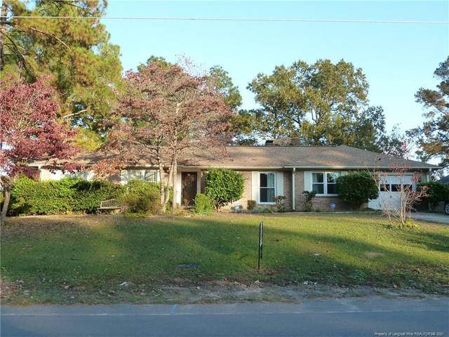 634 Wakefield Drive, Fayetteville, NC 28303 (MLS #667629) :: On Point Realty
