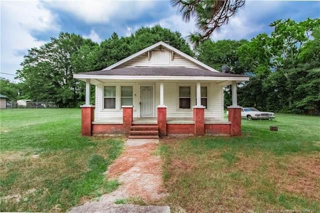 1911 Progress Street, Fayetteville, NC 28306 (#667634) :: Steve Gunter Team