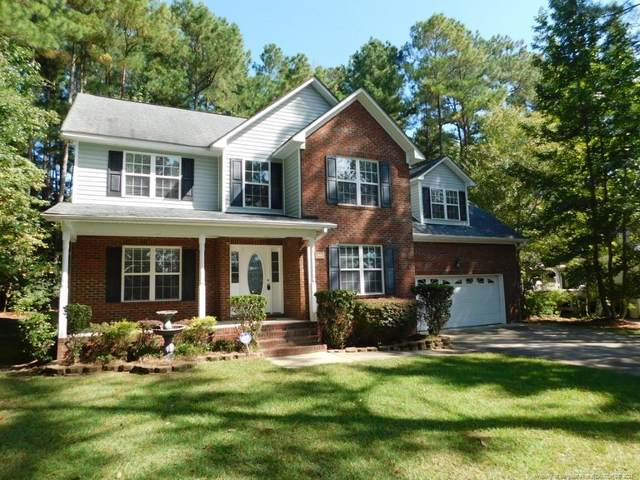 121 Crystal Point, Sanford, NC 27332 (MLS #667637) :: On Point Realty