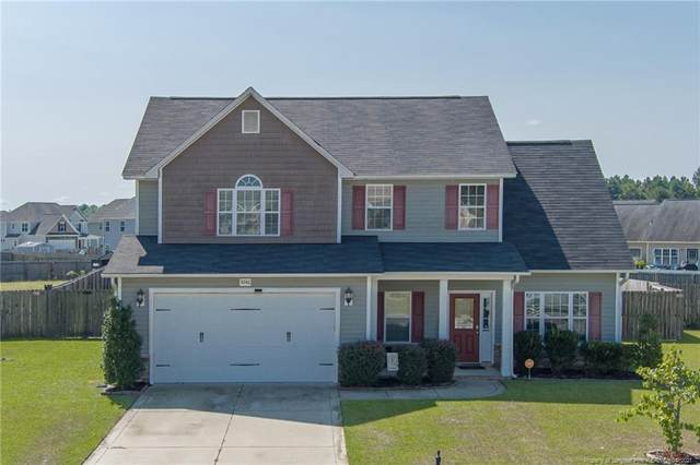 4246 Cherry Hill Lane, Fayetteville, NC 28312 (MLS #667646) :: Freedom & Family Realty