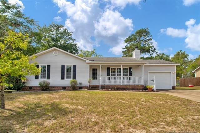3246 Masters Drive, Hope Mills, NC 28348 (MLS #667654) :: The Signature Group Realty Team