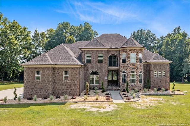 2072 Harnett Central Road, Angier, NC 27501 (MLS #667670) :: Freedom & Family Realty