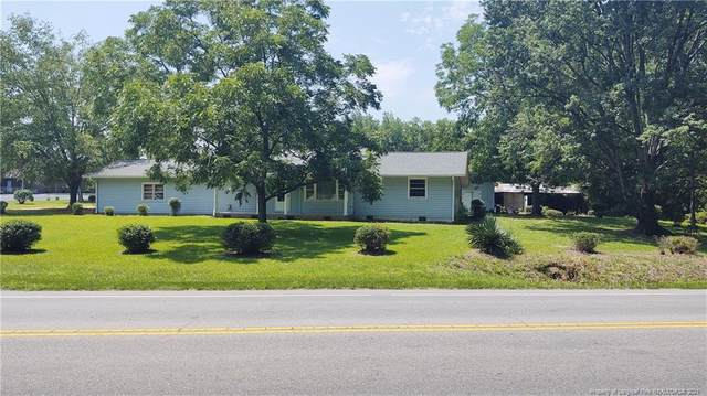 267 W David Parnell Street, Parkton, NC 28371 (MLS #667673) :: The Signature Group Realty Team
