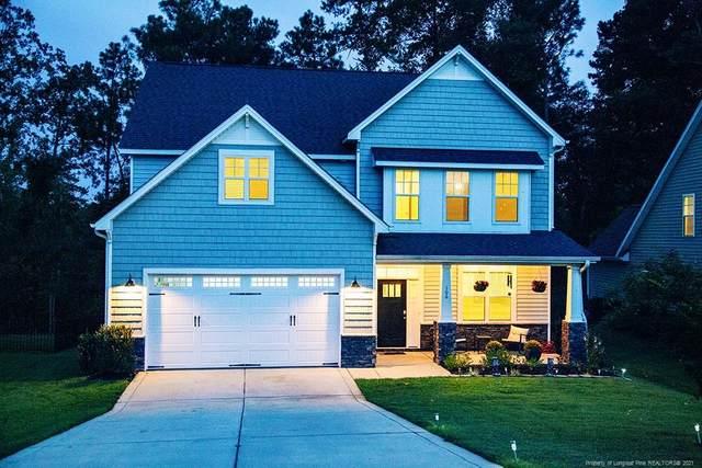 106 Falls Creek Drive, Spring Lake, NC 28390 (MLS #667684) :: Freedom & Family Realty