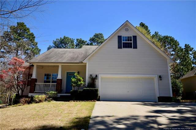 2817 Carolina Way, Sanford, NC 27332 (MLS #667686) :: Freedom & Family Realty