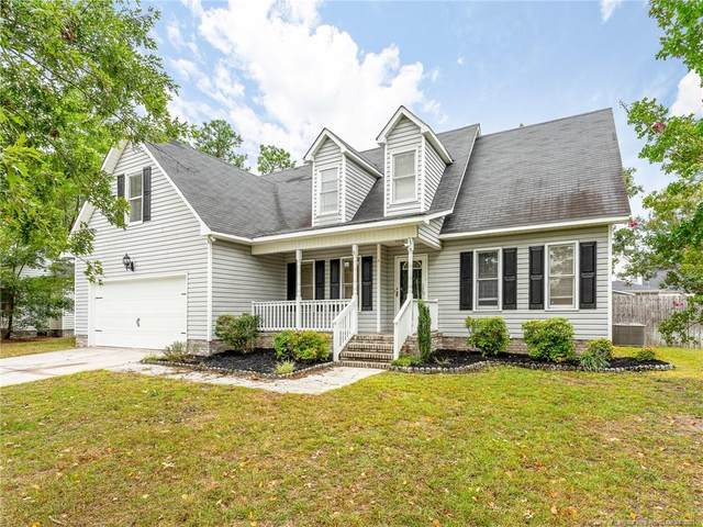 2328 Lull Water Drive, Fayetteville, NC 28306 (MLS #667694) :: On Point Realty