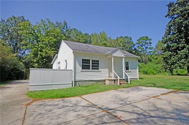 217 Fayetteville Road, Goldston, NC 27252 (MLS #667704) :: Freedom & Family Realty