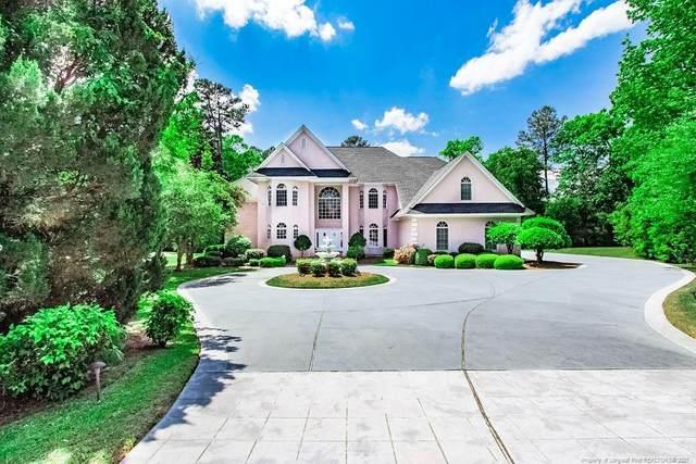 128 Great Oaks Drive, Fayetteville, NC 28303 (MLS #667705) :: RE/MAX Southern Properties