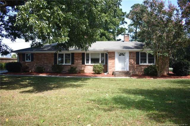 7040 Plain View Highway, Dunn, NC 28334 (MLS #667720) :: The Signature Group Realty Team
