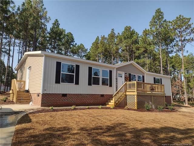 166 Sherwood Hills Court, Cameron, NC 28326 (MLS #667739) :: RE/MAX Southern Properties