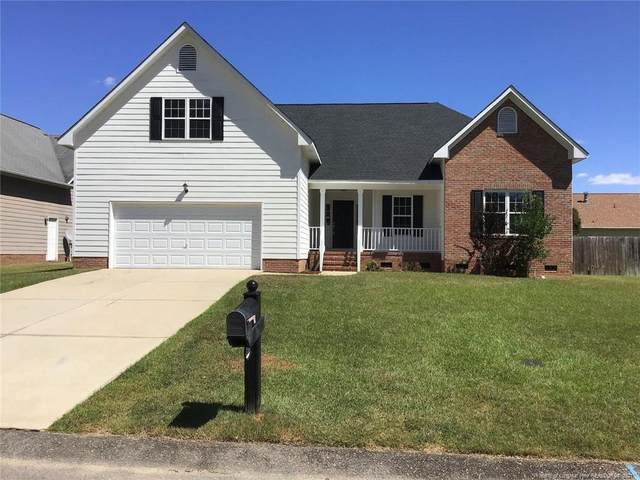 3624 Standard Drive, Fayetteville, NC 28306 (MLS #667758) :: Freedom & Family Realty