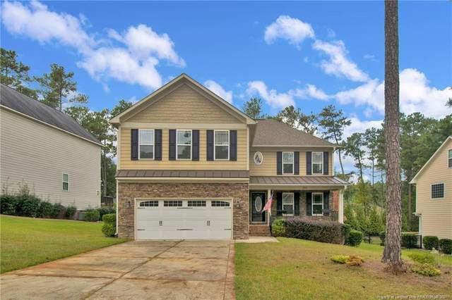 207 Heather Brook Circle, Spring Lake, NC 28390 (MLS #667761) :: RE/MAX Southern Properties