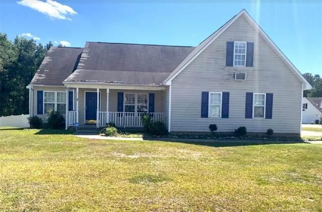 823 Black Creek Court, Fayetteville, NC 28311 (#667765) :: The Helbert Team
