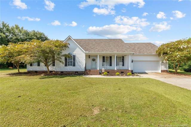 44 Turnbury Court, Dunn, NC 28334 (MLS #667768) :: The Signature Group Realty Team