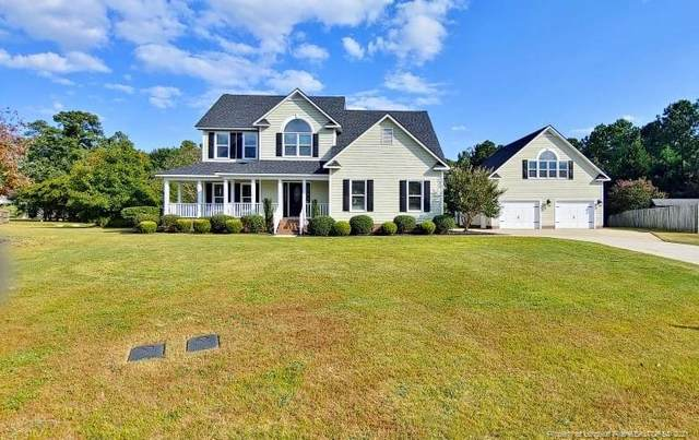 605 Humboldt Place, Fayetteville, NC 28314 (MLS #667770) :: Freedom & Family Realty